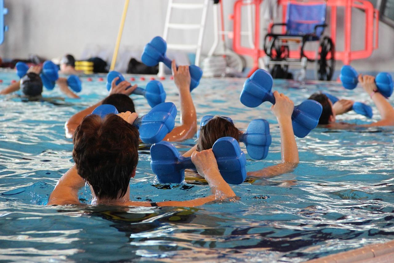 Aqua aerobic – sport dla wszystkich