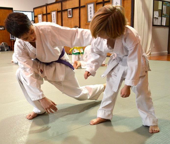 Aikido dla najmłodszych – trening duchowy i fizyczny