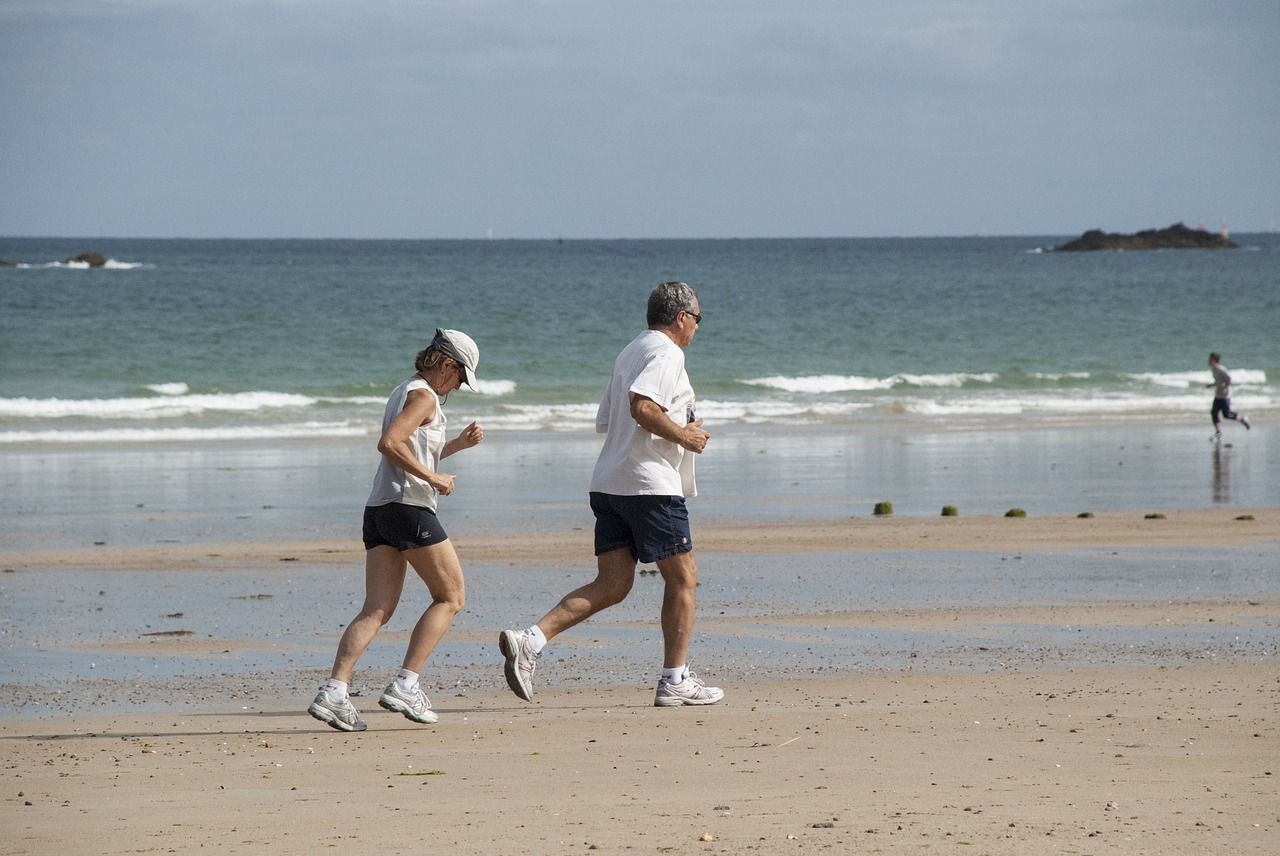 Jogging – ćwiczenia ruchowe