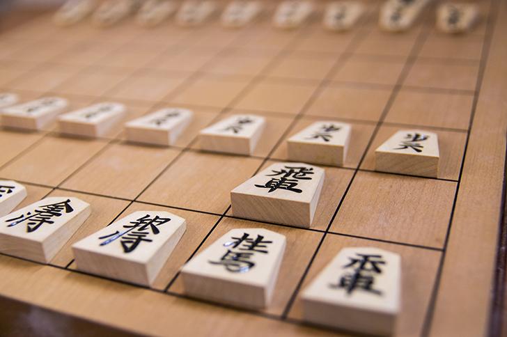 Shogi, czyli szachy inaczej