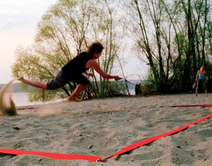 Speed Badminton – idealny w przestrzeni miejskiej