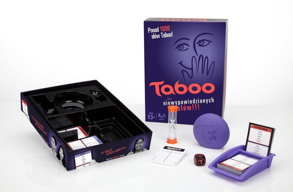 Gra Tabu – zagraj jeśli lubisz wyzwania