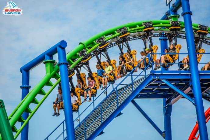Energylandia – ekstremalna zabawa dla wszystkich