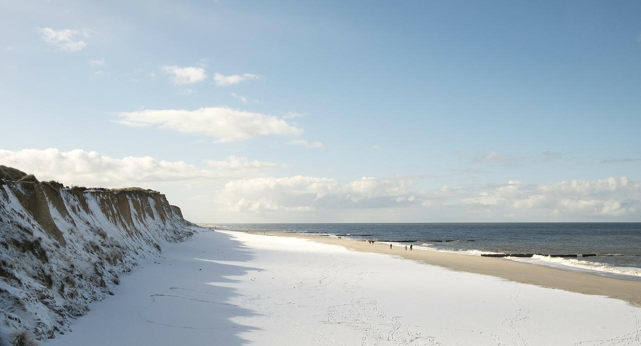 Zimowy wypoczynek nad Bałtykiem